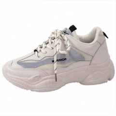 Warrior Women's Clunky sneaker Dorky dad shoes 2019 new