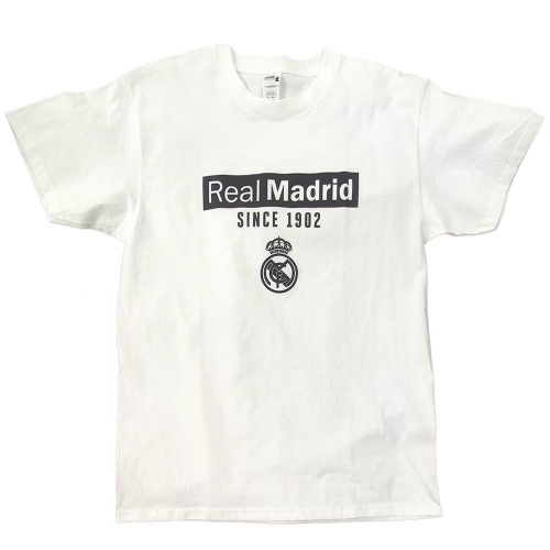 SPORD Theme Real Madrid Reflective T-shirt