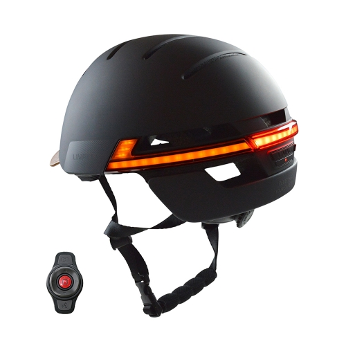 Smart bike helmet with warning lights, Smart &Safe bike helmet