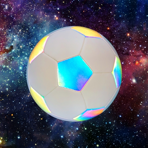Colored Reflective Football
